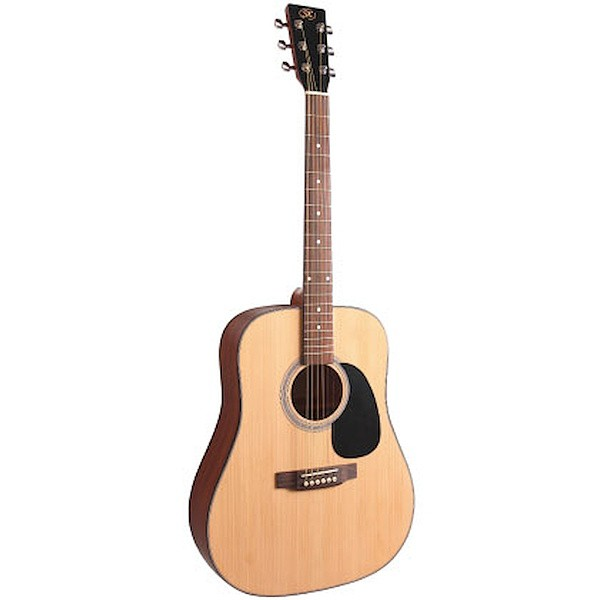 SX MD180 VS アコースティックギター