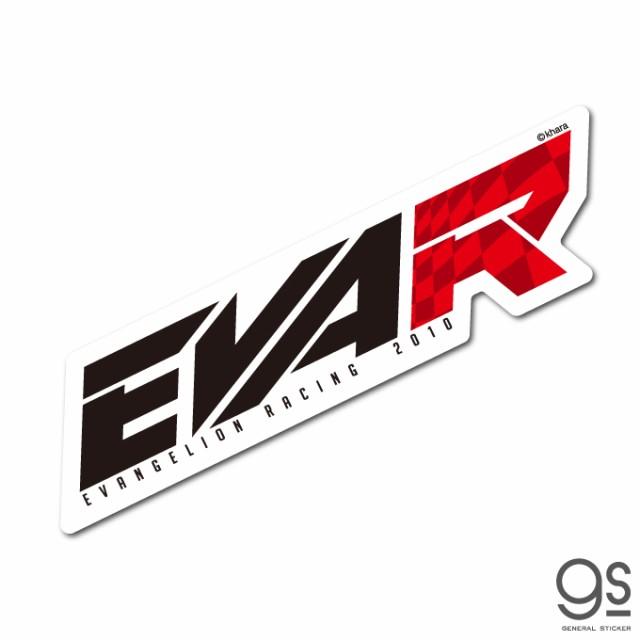 エヴァンゲリオンレーシング EVA Racing ステッカ...
