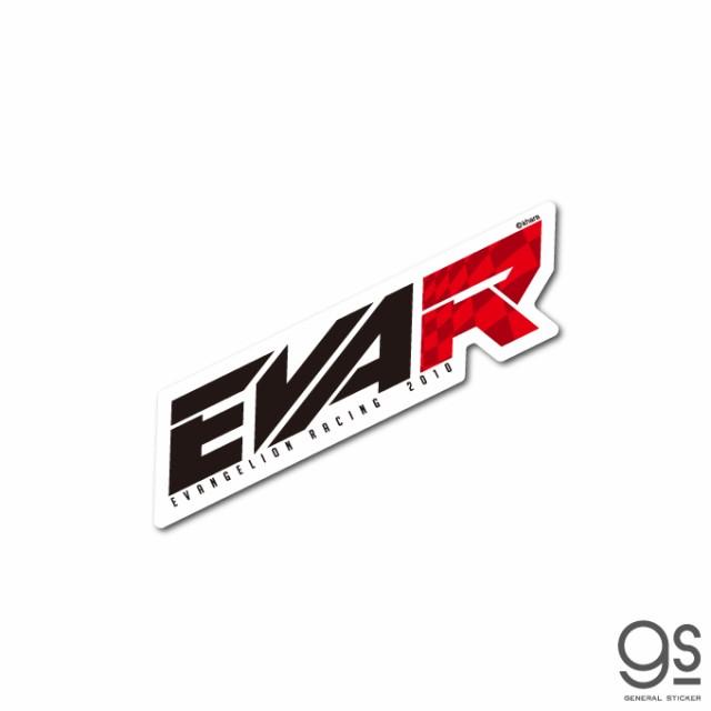 エヴァンゲリオンレーシング  EVA Racing ステッ...