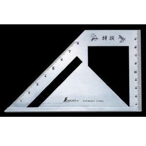 シンワ測定  止型スコヤ 標準型 62081