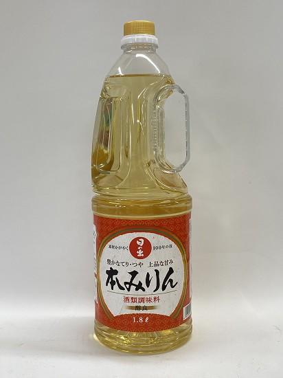 【キング醸造】日の出 本みりん 醇良 1.8L ペ...
