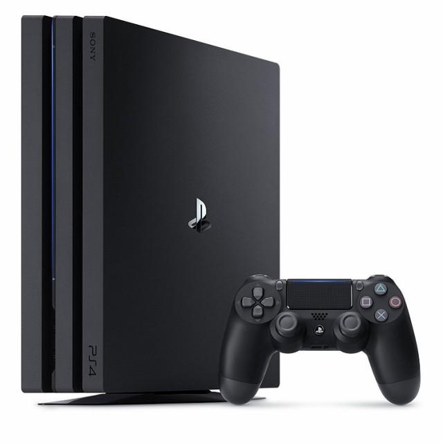 PlayStation 4 Pro ジェット・ブラック 1TB (CUH-...