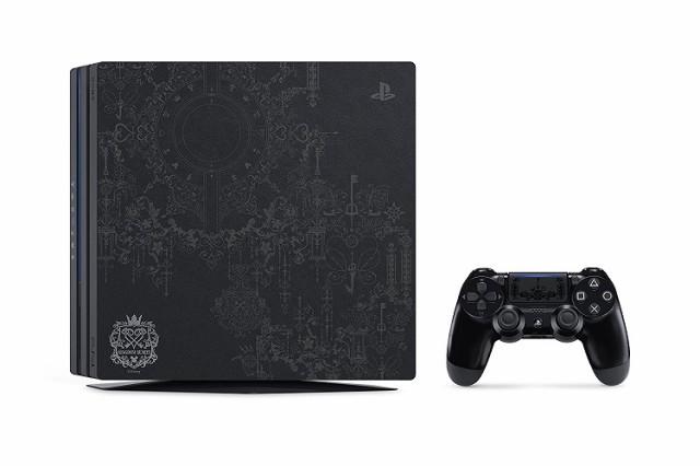 【新品】PlayStation4 Pro KINGDOM HEARTS III L...