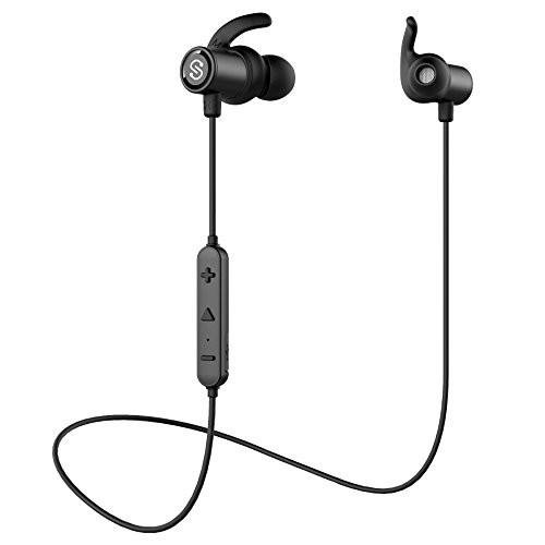 SoundPEATS  Q30 ブラック Bluetooth イヤホン ...