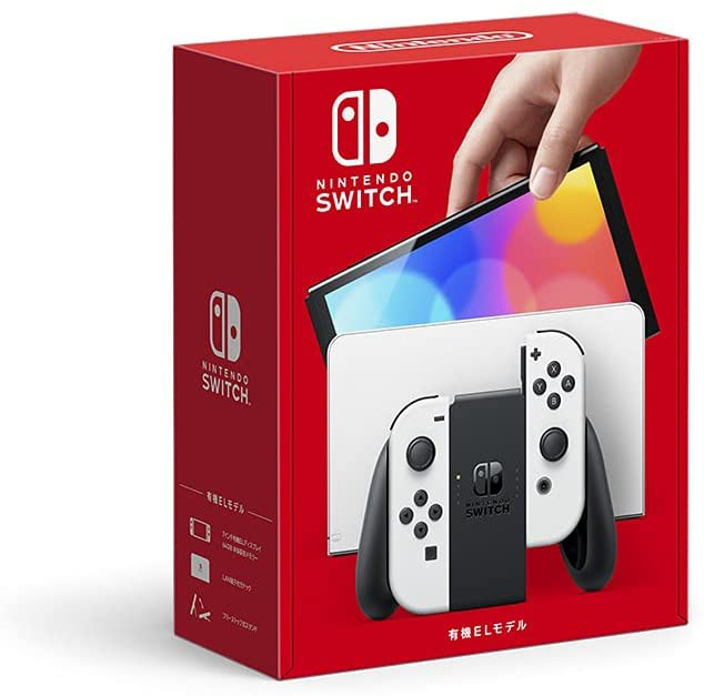 Nintendo Switch(有機ELモデル) Joy-Con(L)/(R) ...