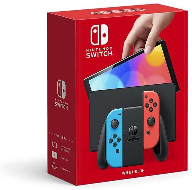 Nintendo Switch(有機ELモデル) Joy-Con(L) ネオ...