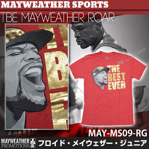 may-ms09-rg メイウェザーSports&Boxing TBE MAYW...