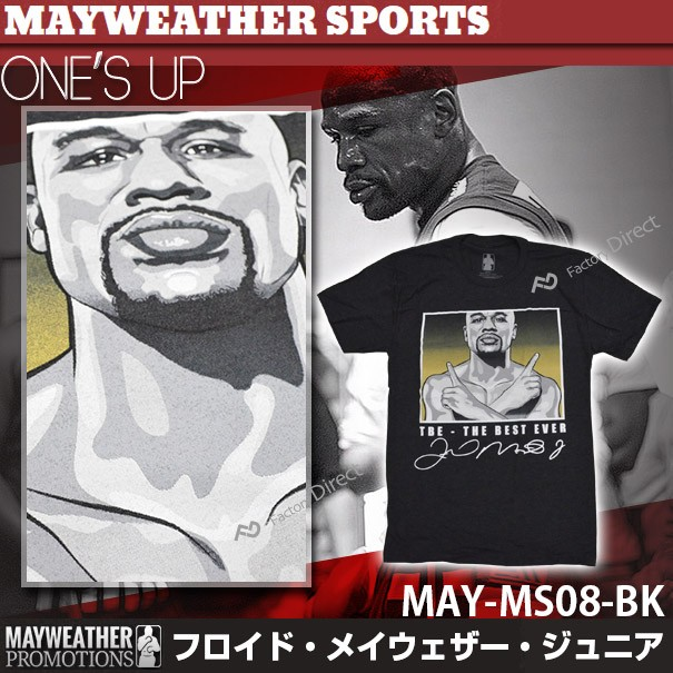 may-ms08-bk メイウェザーSports&Boxing ONE'S U...
