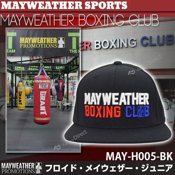 MAY-H005-BKメイウェザースポーツ MAYWEATHER BOX...