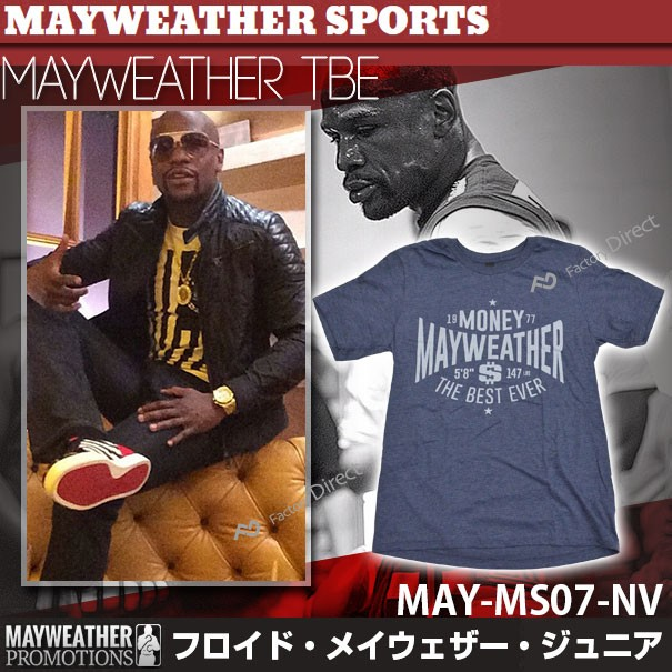 may-ms07-nv メイウェザーSports&Boxing MAYWEATH...