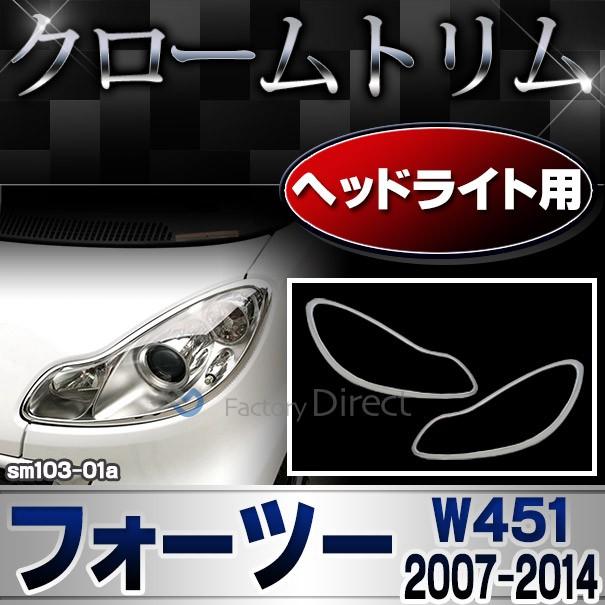 ri-sm103-01a ヘッドライト用 Smart Fortwo スマ...