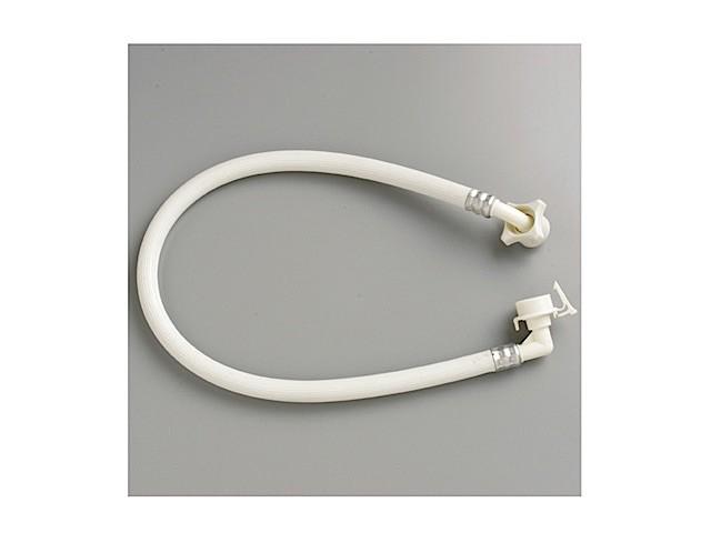 AQUA L字型給水ホース(80cm)  SWHOSE-L1(3010327...