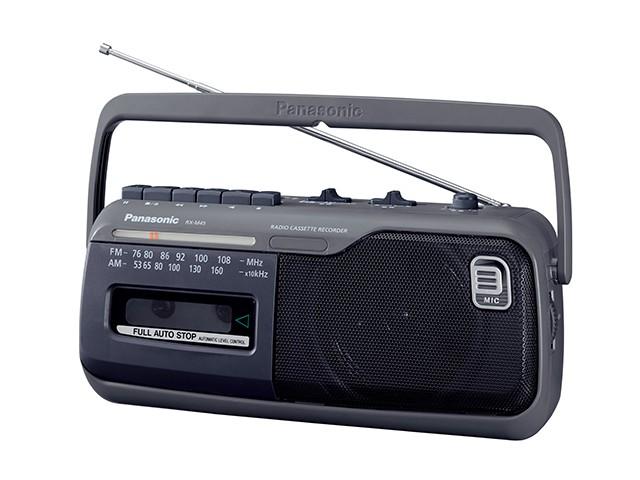 Panasonic ラジオカセットレコーダー  RX-M45-H