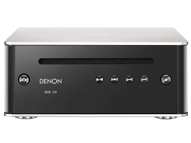 DENON CDプレーヤー DCD-50(SP)