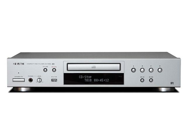 TEAC CDプレーヤー iPod対応  CD-P650-R(S)