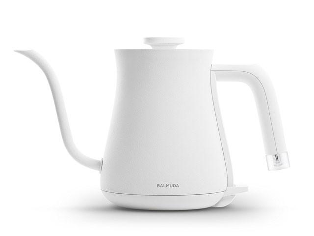 BALMUDA 電気ケトル【600ml】The Pot ホワイト K0...