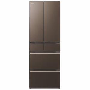 日立 6ドア冷蔵庫 (520L・フレンチドア) 「真空...