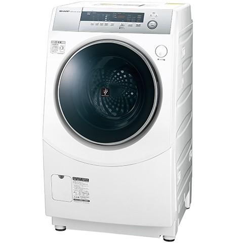 【配送設置費無料】シャープ ドラム式洗濯乾燥機 ...