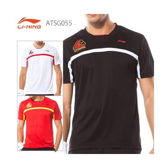 LI-NING ATSG055 ユニ 中国ナショナルチーム ゲー...