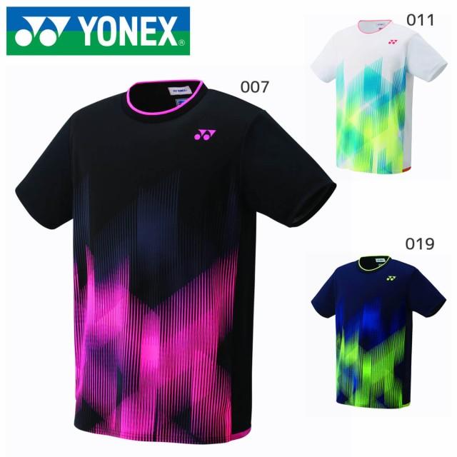 YONEX 10321 ユニゲームシャツ(フィットスタイル)...