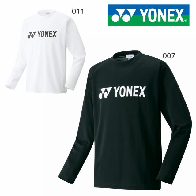 YONEX 16158 ロングスリーブTシャツ ユニセックス...