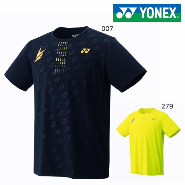 YONEX 16422 メンズドライTシャツ ウェア(メンズ)...