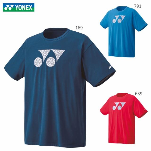 YONEX 16487 ユニTシャツ ウェア(ユニ/メンズ) バ...