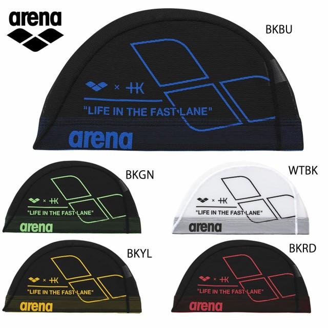 arena KKAR-118 メッシュキャップ(ユニセックス) ...