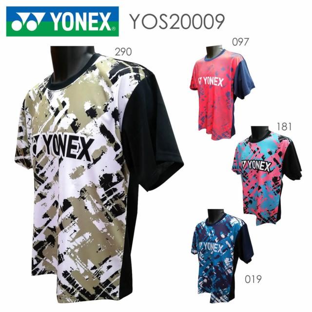 YONEX YOS20009 ユニドライTシャツ バドミントン...
