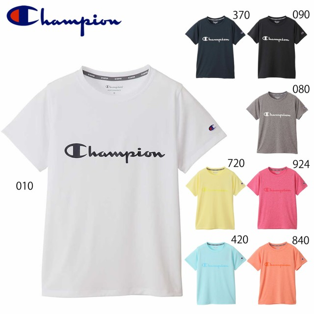Champion CW-TS311 S/S T-SHIRT トレーニングウェ...