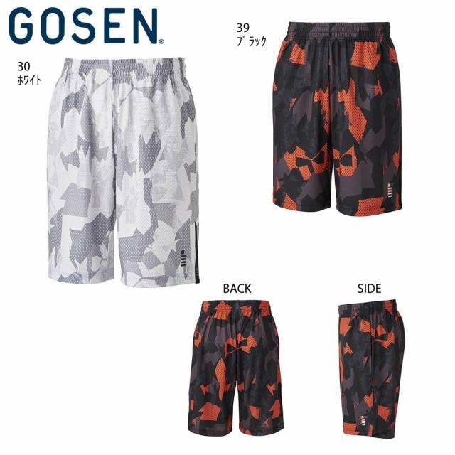 GOSEN PP2150 ハーフパンツ(メンズ/ユニ) ハーフ...