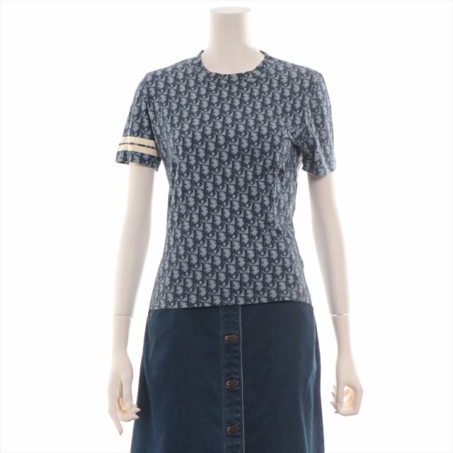 クリスチャンディオール コットン Tシャツ 38 レ...