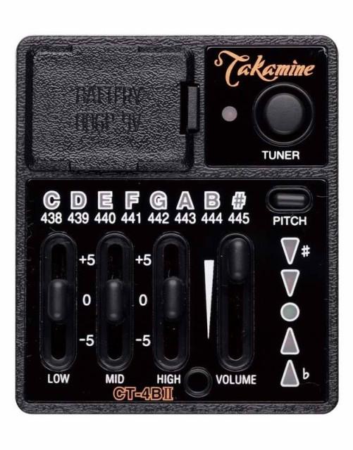 TAKAMINE CT-4BII(PTU) タカミネ