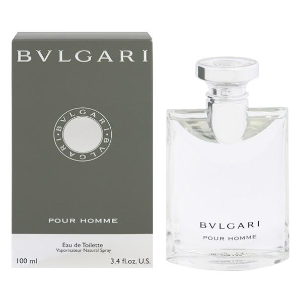 BVLGARI ブルガリ プールオム EDT・SP 100ml 香水...
