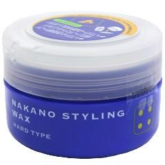 ナカノ NAKANO スタイリング ワックス 4 ハードタ...