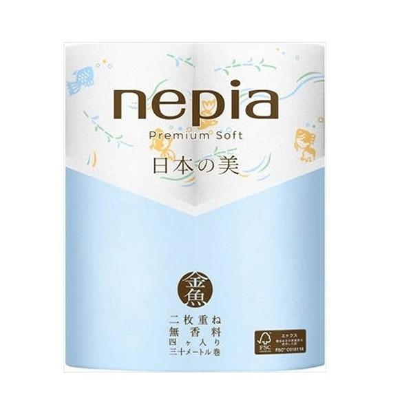 【王子ネピア】 ネピア プレミアムソフト トイレ...