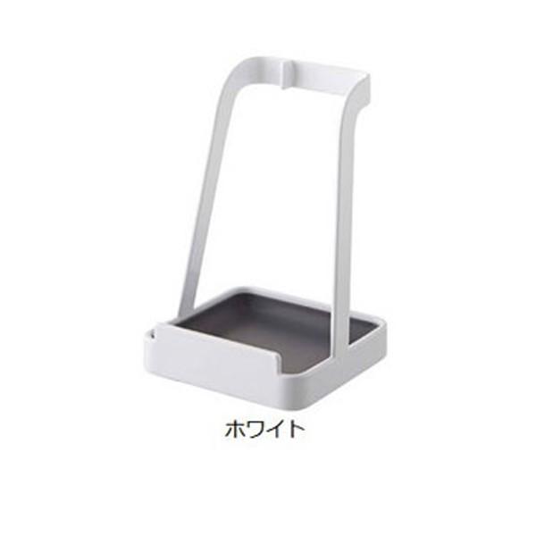 送料無料 【山崎実業】タワー お玉&鍋蓋スタンド...
