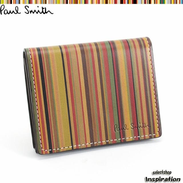 展示品箱なし ポールスミス Paul Smith 財布 小銭...