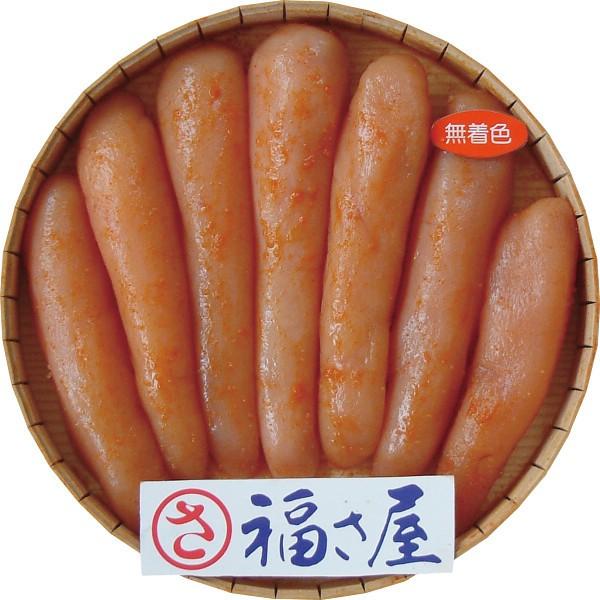 福さ屋 無着色辛子明太子(450g)  /