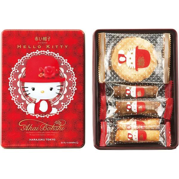 クッキー缶 ロールアソートハローキティ販促品 ...