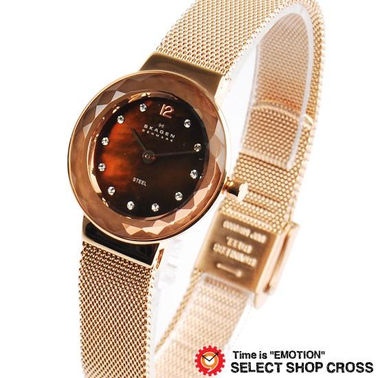SKAGEN スカーゲン 腕時計 レディース クォーツ ...