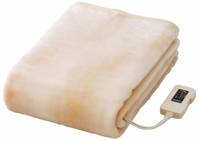 なかぎし 電気敷き毛布 ロングサイズ NA-08SL-BE ...