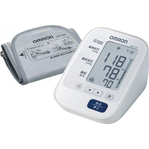 オムロン 上腕式自動血圧計 HEM-7131[送料無料(一...