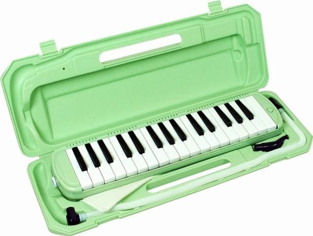 KC 鍵盤ハーモニカ (メロディーピアノ) ライトグ...