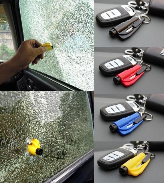 Vaps(ヴァップス)自動車緊急脱出ツール ガラスク...