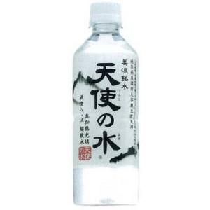 美濃銘水「天使の水」500ml×24本 (超軟水ミネ...