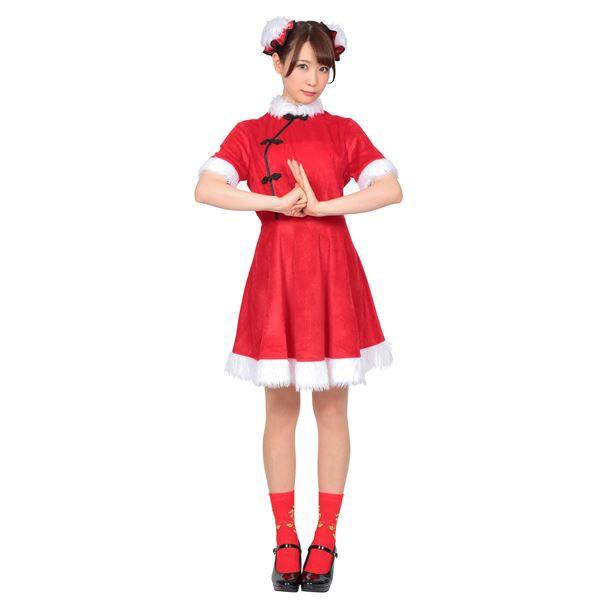 クリスマスコスプレ/コスプレ衣装 【チャイニーズ...
