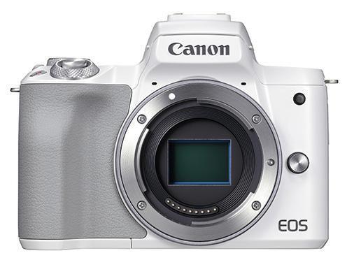 キヤノン EOSKISSM2WH-BODY ミラーレスカメラ EOS...