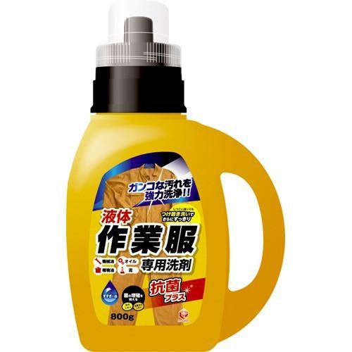 第一石鹸 LC作業服専用液体洗剤 本体   800G