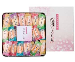 大阪前田製菓 まえだ 感謝のきもち   MT-15